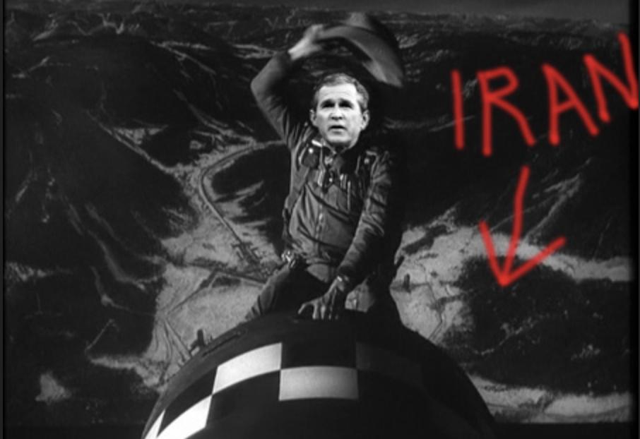 George W. Bush Dr. Strangelove
