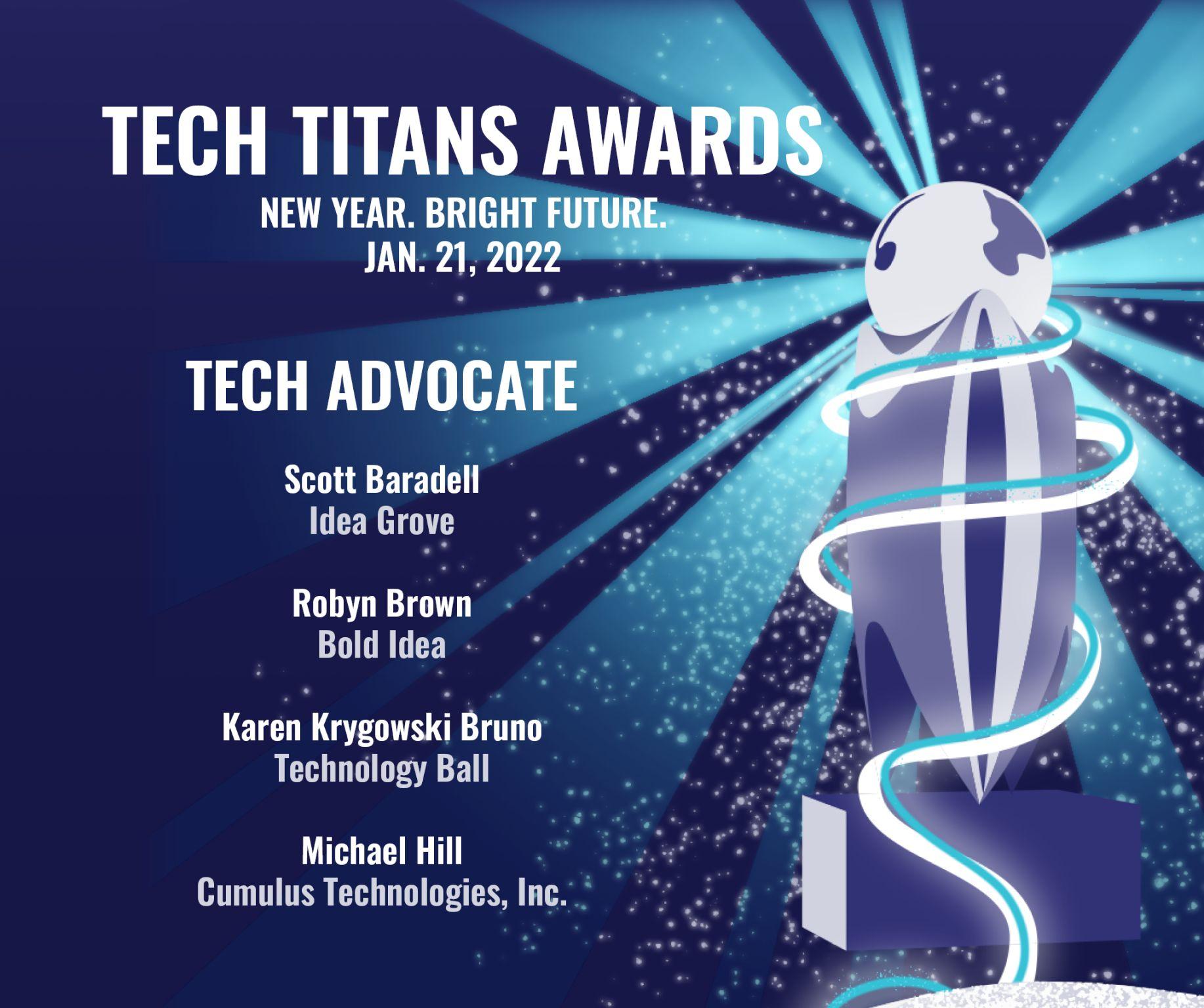 Tech Titans Awards 2021