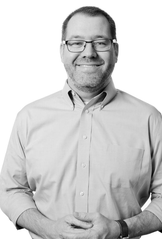 Jarrett Rush - Director of Content Marketing