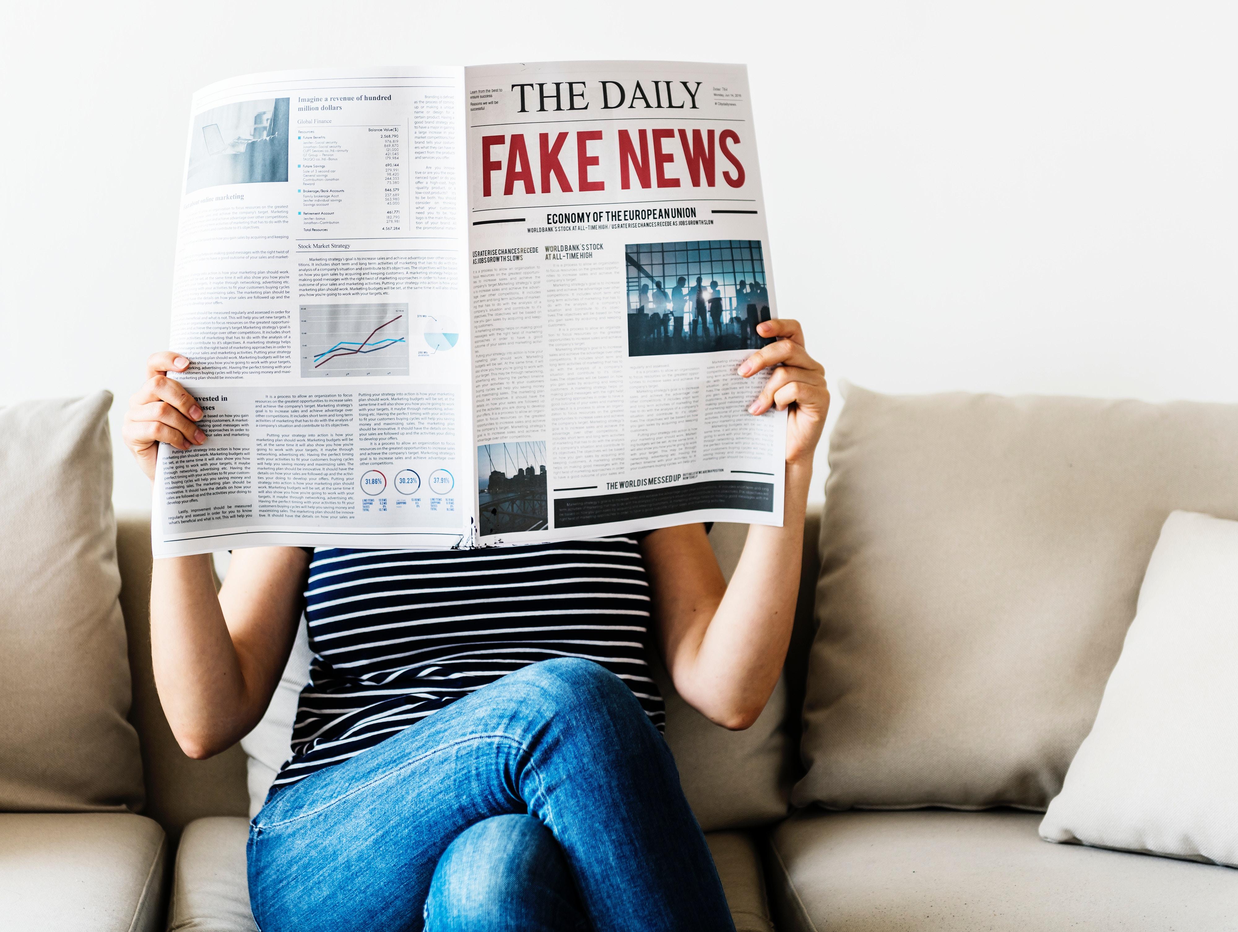 Fake News and PR